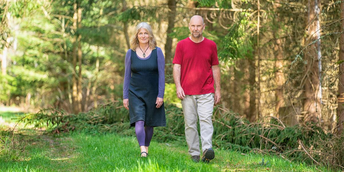 Ausbildung zum Natur- und Ritualcoach mit Marsha und Jack
