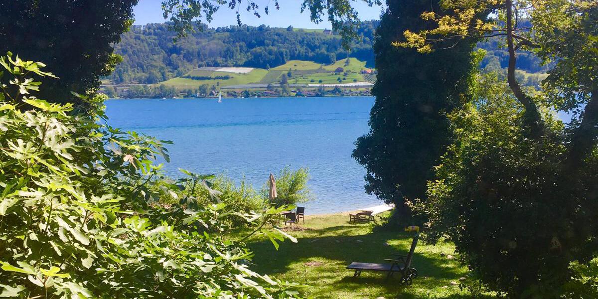 Haus am See, Blick auf den Bodensee