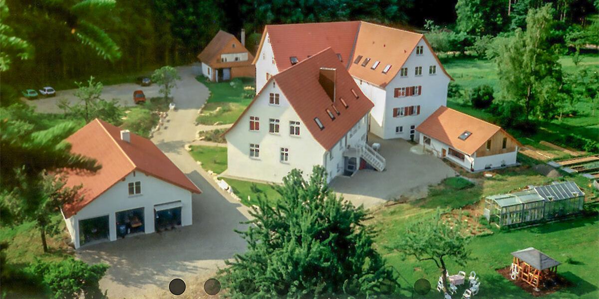 Seminarhaus Lindenhof im Schwarzwald
