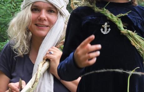 Schamanisches Mutter und Tochter-Camp Hofgeismar Kassel