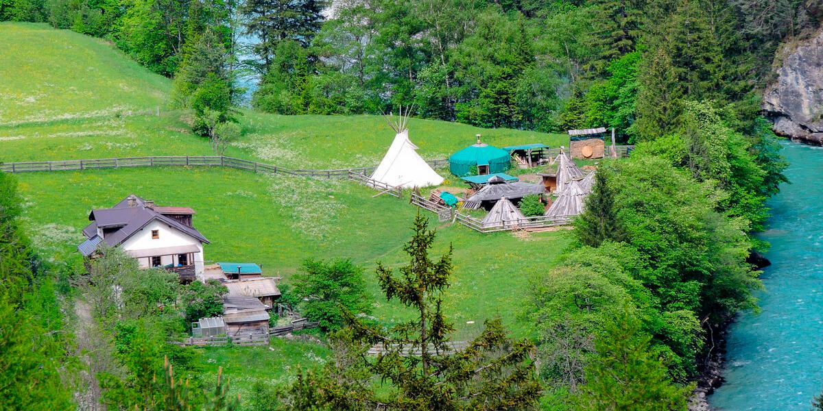 Schalklhof Tirol Österreich, Foto: Native Spirit